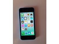 "Apple iPhone 5c 16GB 4"" Unlocked 4G very good condition"