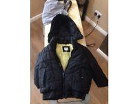 Kids Hugo boss coat