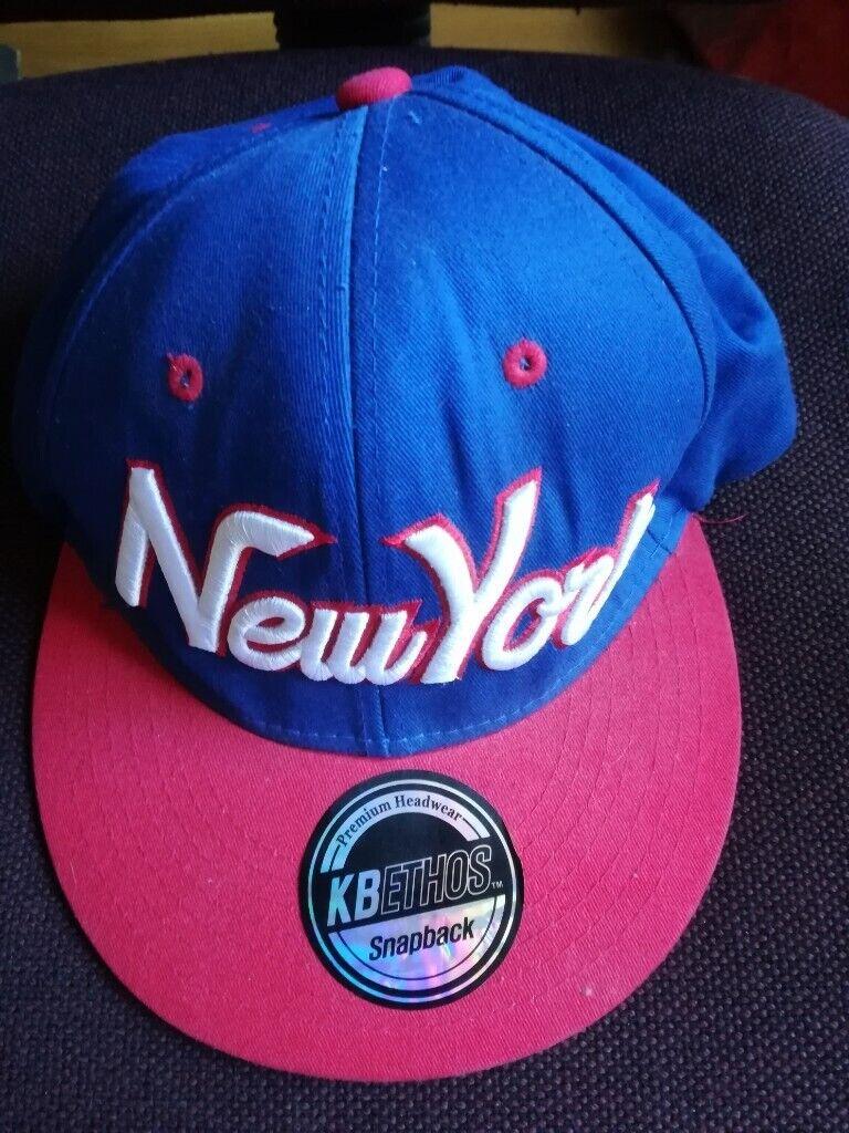 a51ee0b0e44e4 A New York Branded Baseball Hat