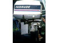 EVIRUDE 35 HP LO/SH EL/ST PU/ST