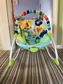 Baby bouncer / rocker