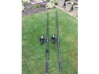Greys rods