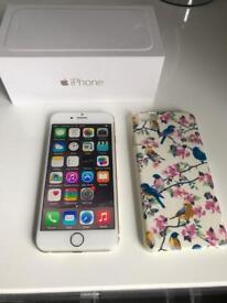 iPhone 6 rose gold 64 gb