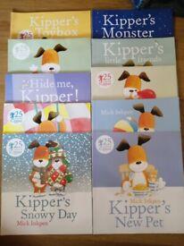 Kipper books