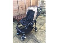 Bugaboo Bee Plus - Black edition from 2013 plus extras