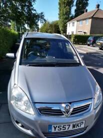 VAUXHAUL ZAFIRA 1.9 CDTI ELITE TOP SPEC