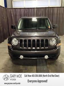 2016 Jeep Patriot High Altitude AWD LEATHER