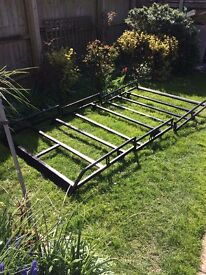 Heavy Duty Rhino Roof Rack to fit Mercedes Vito Van