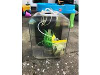 Bio orb fish tank 15l