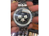 Mens Breitling Watches new good quality and automatic comes in a giftbox