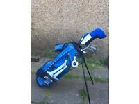 Callaway XJ series boys golf clubs