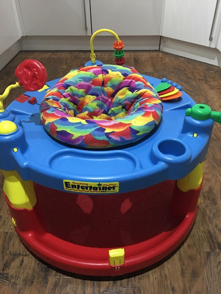 Graco baby entertainer seat FREE