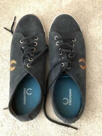 Fred Perry Size 7 Casual Shoes