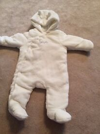 0-3 months Snowsuit / Pramsuit