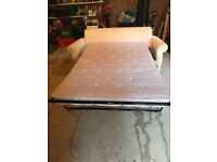 Sofa Bed for Sale, metal action