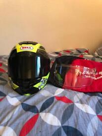 Bell Star Road racing helmet