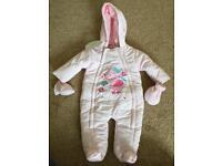 Snow suit (Baby Bundle)