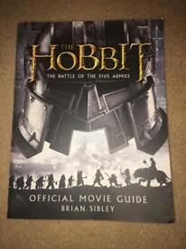 Hobbit Battle Of The Five Armies - Official Movie Guide