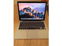 APPLE MACBOOK PRO RETINA INTEL CORE I5 2.5GHZ 8GB RAM WIFI WEBCAM OS X