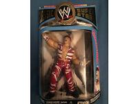 WWE Shawn Michaels Figure Boxed