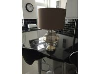 Champagne Glass Lamp From Taskers