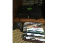 XBox Original + Games