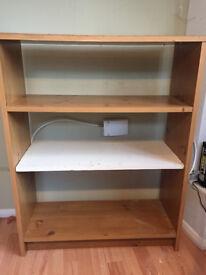 Bookshelf - 3 shelves - FREE
