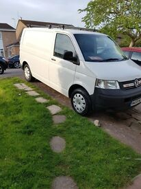 VW Transporter 2009 T5 1.9tdi needs attention