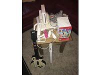 Nintendo Wii bundle , balance board +11 games