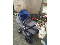 Limited edition bugaboo cameleon 3 blend