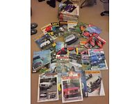 Lot of Italian classic car Magazines 2003 & up £50
