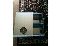Stainless steel bathroom cabinet (never used)