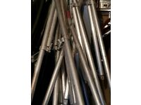 Aluminium Scaffold tower legs