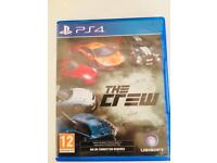 The crew PS4 game brand new