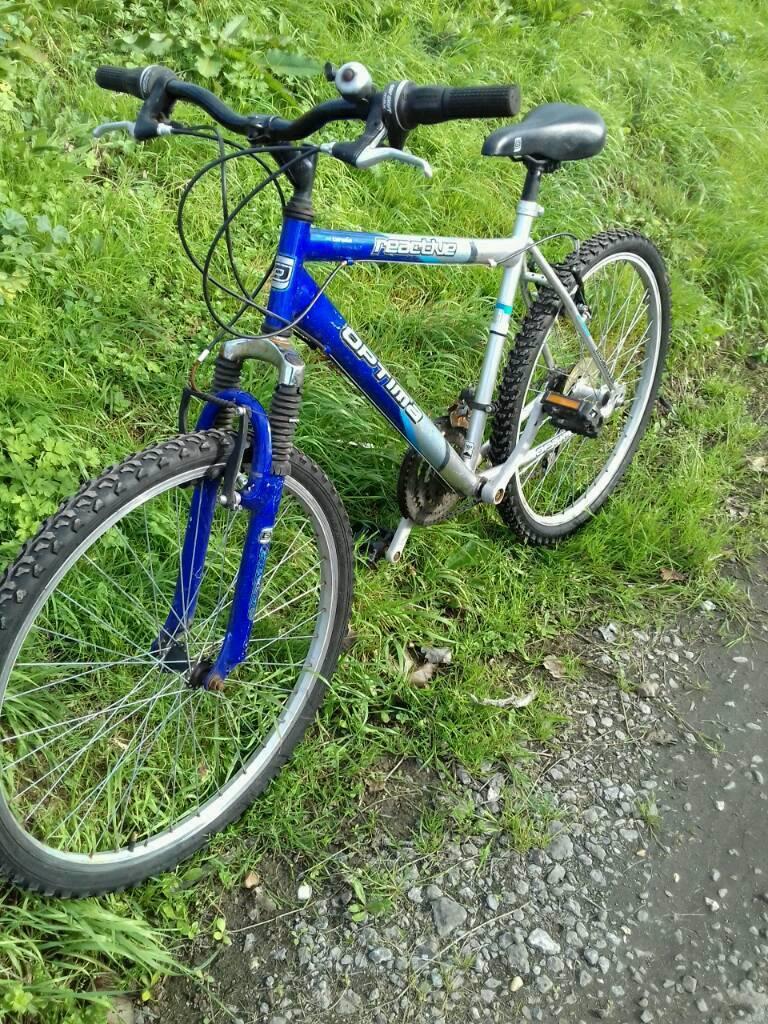 Bike OPTIMA BOGNOR REGIS CAN DELIVAR 3£.for sale