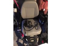 Pride mobility jazzy electric wheelchair