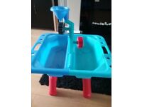 Sand / water play tray