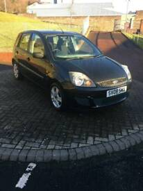 Ford Fiesta 1.6 Automatic