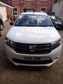 QUICK SALE REQUIRED, LOW MILEAGE, WELL LOOKED AFTER DACIA