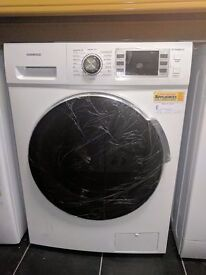 New Graded Kenwood Washing Machine (8kg) (12 Month Warranty)