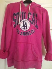 SC&CO pink women's jumper size 10