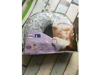 Nursing and infant support pillow ( used only few times)