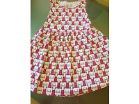 Girls dresses all nearly new from smoke free home