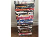 Bundle job lot of dvds for sale. Lord of the rings, Disney, dvd