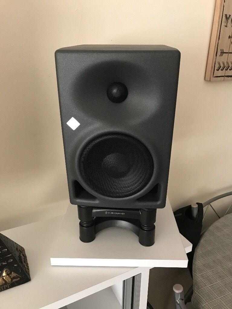 Neumann KH120 Studio Monitors In Mint Condition (Not Adam, Genelec, Dynaudio, Yamaha, Focal)
