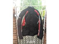 Spada motor bike jacket xl