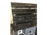 Full technics hifi seperates