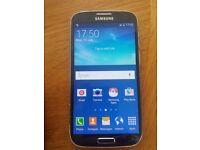 Samsung Galaxy S4 - Cracked Screen - Fully Working