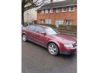 Audi a4 2003 mot 9 months