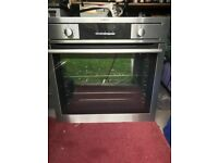 Integrated oven AEG BP5304001M 60cm - Self cleaning oven